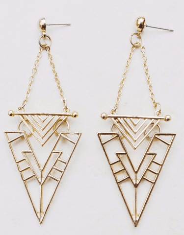 Sun Catcher Earrings