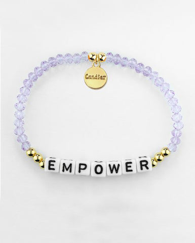 Empower - Crystal Bracelet