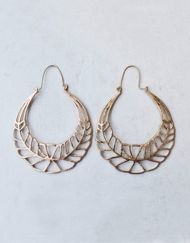 Fall Bloom Earrings