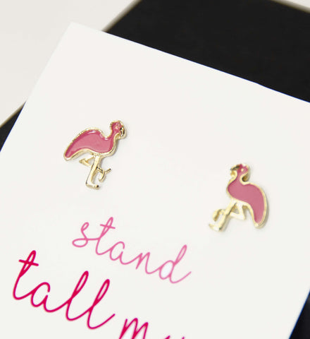 Stand Tall My Darling Earrings