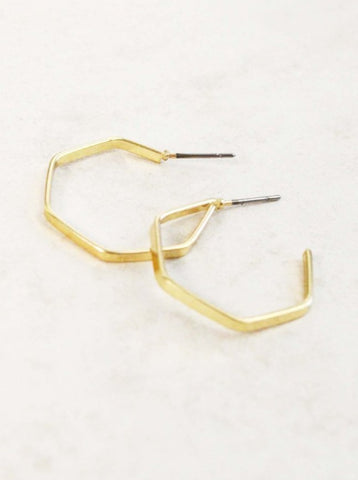 Pretty Edgy Earrings
