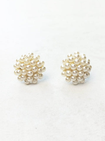 Pretty N Pearls Earrings