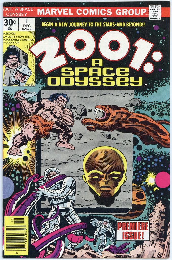 2001: A Space Odyssey #1 NM