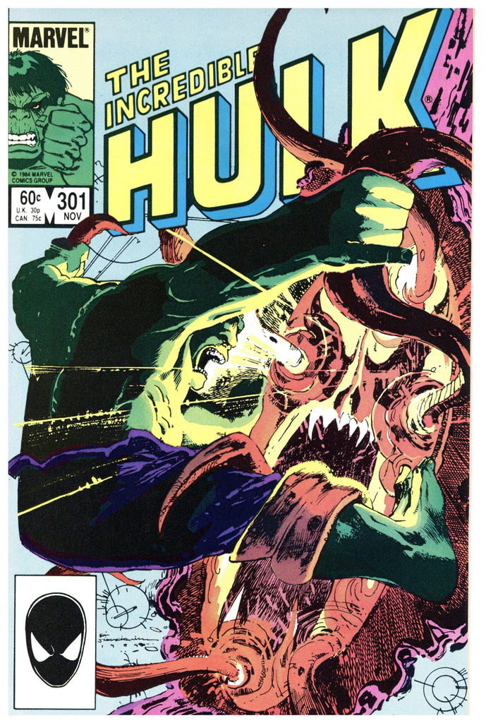 Incredible Hulk #301 NM+