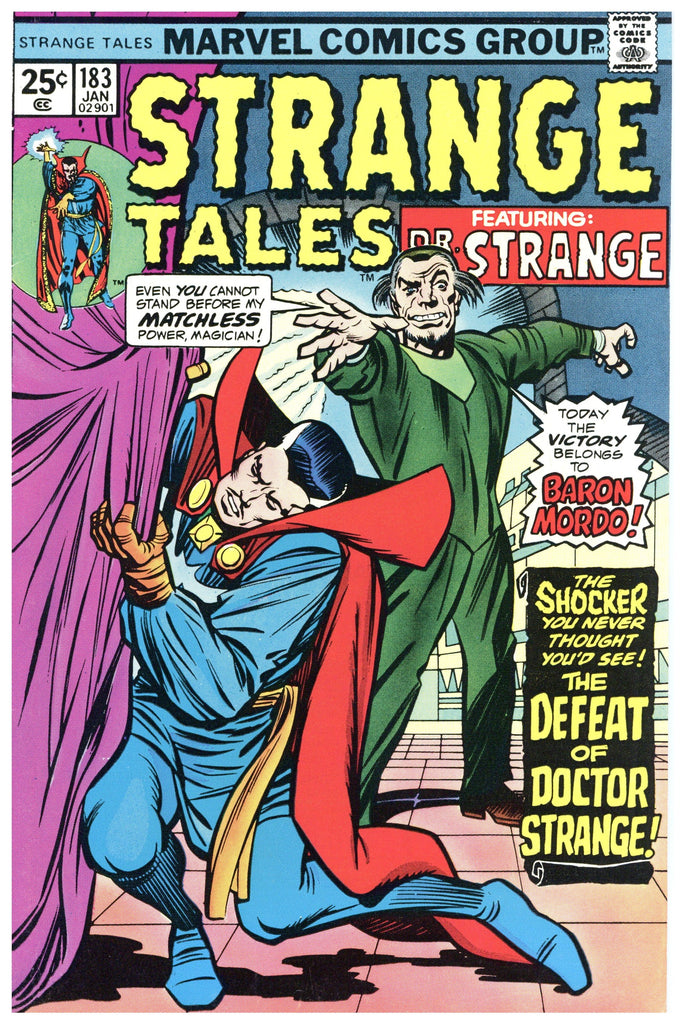 Strange Tales #183 VF/NM