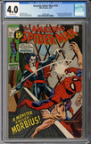 Colorado Comics - Amazing Spider-man #101 CGC 4.0