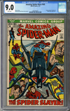Colorado Comics - Amazing Spider-man #105  CGC 9.0