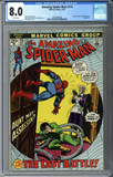 Amazing Spider-man #115 CGC 8.0