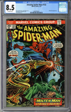 Colorado Comics - Amazing Spider-man #132  CGC 8.5