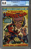 Colorado Comics - Amazing Spider-man #138  CGC 8.0