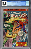 Colorado Comics - Amazing Spider-man #154  CGC 8.5