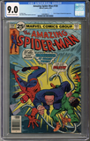 Colorado Comics - Amazing Spider-man #159  CGC 9.0