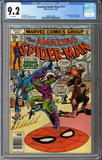 Colorado Comics - Amazing Spider-man #177  CGC 9.2
