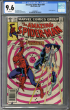 Colorado Comics - Amazing Spider-man #201  CGC 9.6
