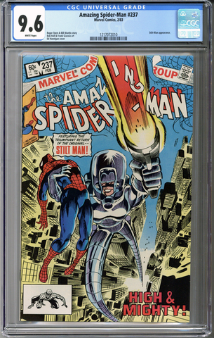 Amazing Spider-man #237 CGC 9.6