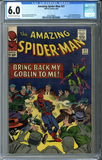 Amazing Spider-man #27 CGC 6.0