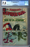 Amazing Spider-man #29 CGC 7.5