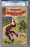 Colorado Comics - Amazing Spider-man #5  CGC 3.0