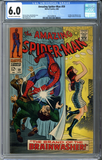 Amazing Spider-man #59 CGC 6.0