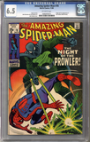 Colorado Comics - Amazing Spider-man #78  CGC 6.5