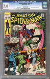 Colorado Comics - Amazing Spider-man #91  CGC 7.0