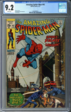 Amazing Spider-man #95 CGC 9.2