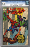 Colorado Comics - Amazing Spider-man #97  CGC 6.5