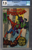 Amazing Spider-man #97 CGC 7.5