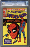 Colorado Comics - Amazing Spider-man Annual #2 CGC 9.6