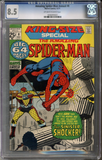 Colorado Comics - Amazing Spider-man Annual #8  CGC 8.5