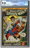 Amazing Spider-man #111 CGC 9.0