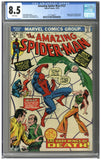 Amazing Spider-man #127 CGC 8.5