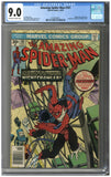Amazing Spider-man #161 CGC 9.0