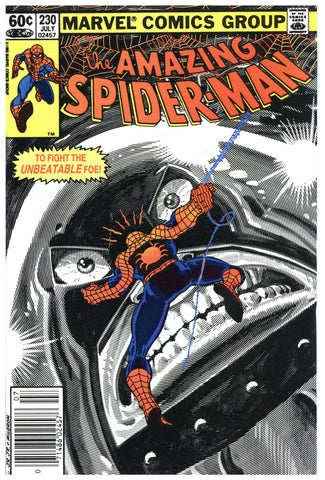 Amazing Spider-man #230 NM+