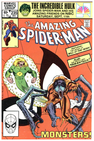 Amazing Spider-man #235 NM+