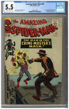 Amazing Spider-man #26 CGC 5.5