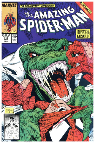 Amazing Spider-man #313 NM