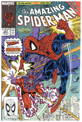 Amazing Spider-man #327 NM+