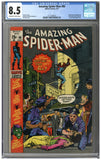 Amazing Spider-man #96 CGC 8.5