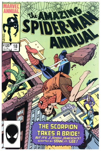 Amazing Spider-man Annual #18 NM