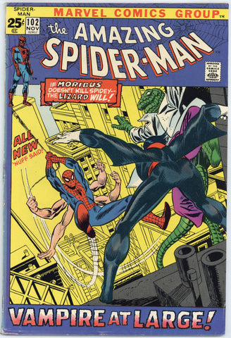 Colorado Comics - Amazing Spider-man #102 VG/F