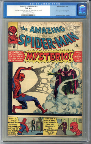 Amazing Spider-man #13 CGC 3.5