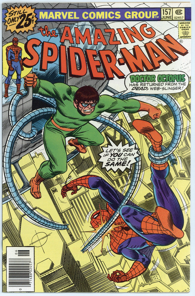 Amazing Spider-man #157 NM