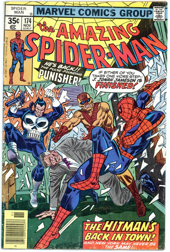 Amazing Spider-man #174 Fine