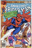 Amazing Spider-man #186 VF+