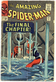 Amazing Spider-man #33 G/VG