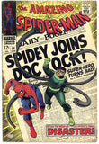 Amazing Spider-man #56 VG/F