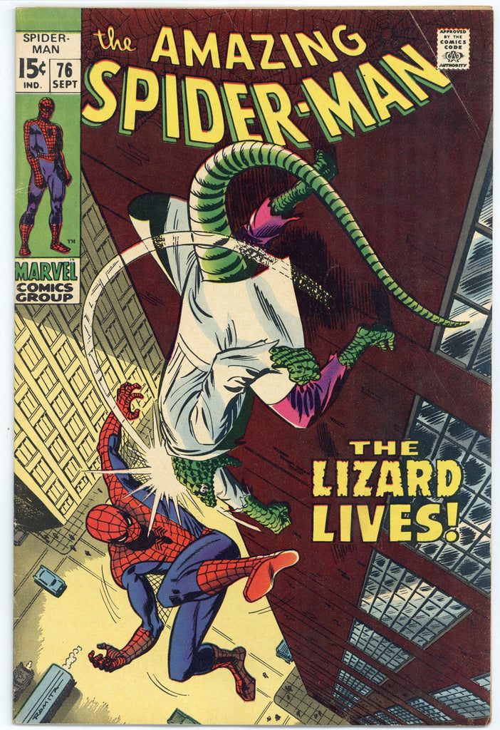 Colorado Comics - Amazing Spider-man #76 Fine
