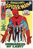 Amazing Spider-man #87 VG/F