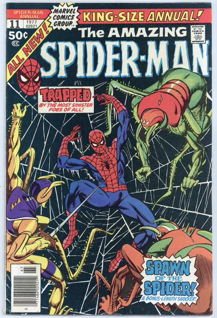 Colorado Comics - Amazing Spider-man Annual #11 VG/F